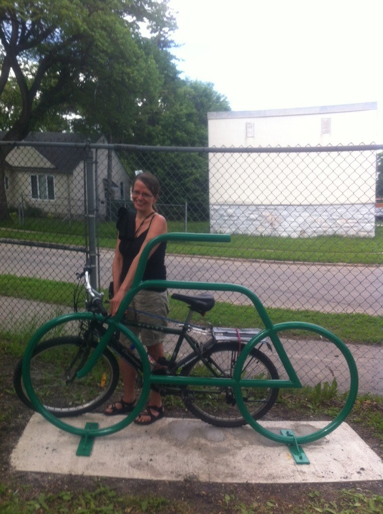 Liz Bike Rack