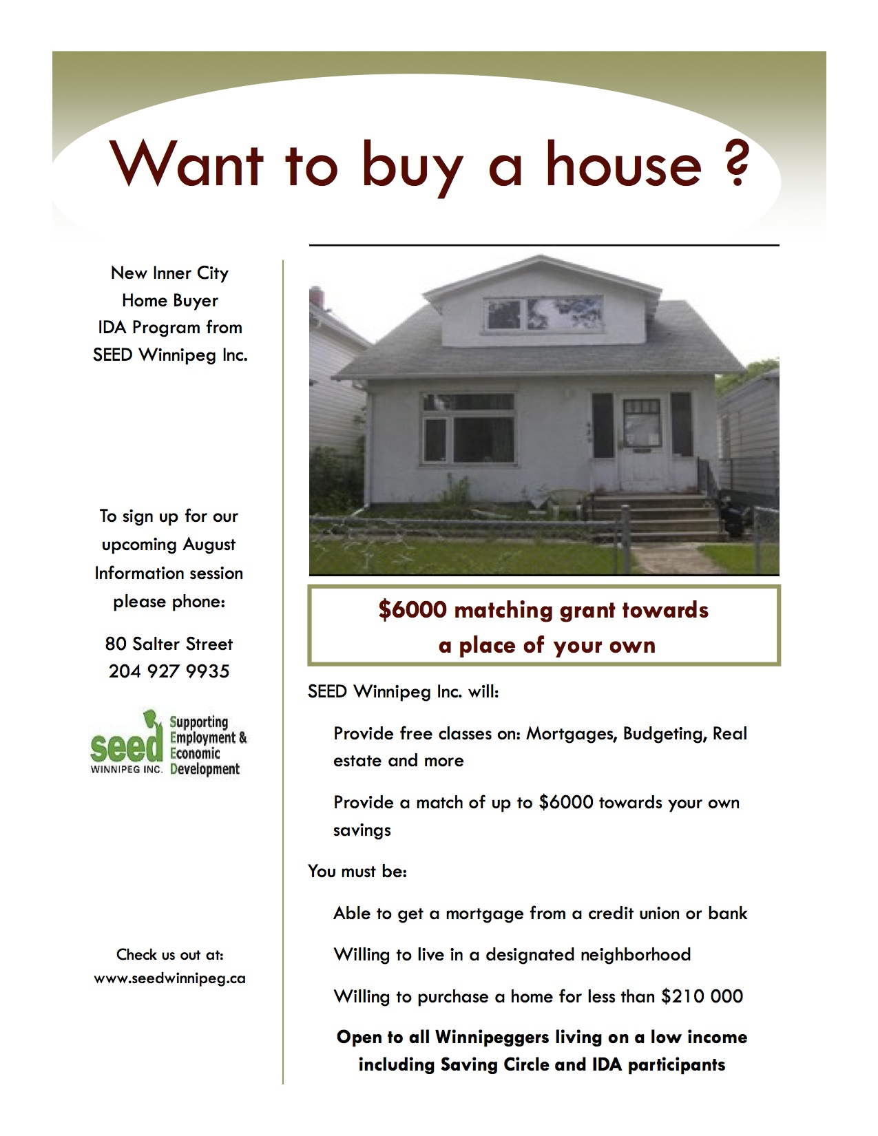 Want to buy a new home in Chalmers?